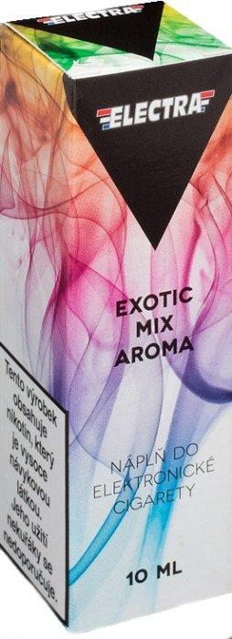 Ecoliquid (CZ) Exotic Mix - ELECTRA - český liquid - 10ml Síla nikotinu: 0mg