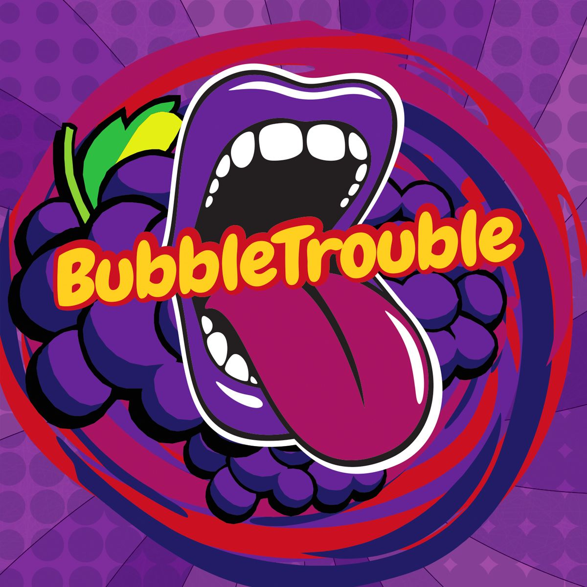 Příchuť Big Mouth Classic - Bubble Trouble
