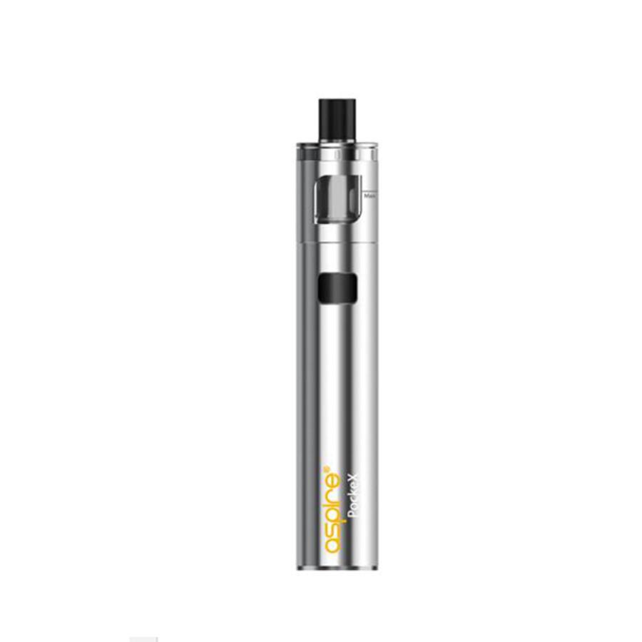 Smoktech Aspire PockeX základní sada - 1500mAh Barva: Stříbrná