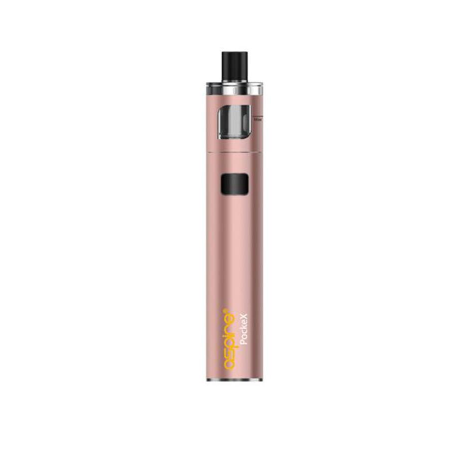 Aspire PockeX základní sada - 1500mAh Barva: Růžová