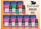 E-liquidy EMPORIO High VG 10ml
