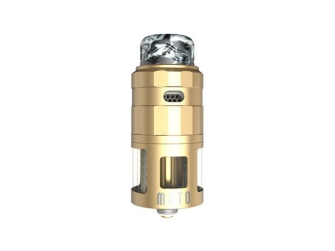 Vandy Vape MATO RDTA clearomizer Gold