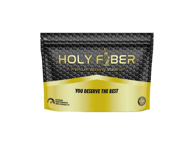 Holy Fiber Cotton - Prémiová vata - USA