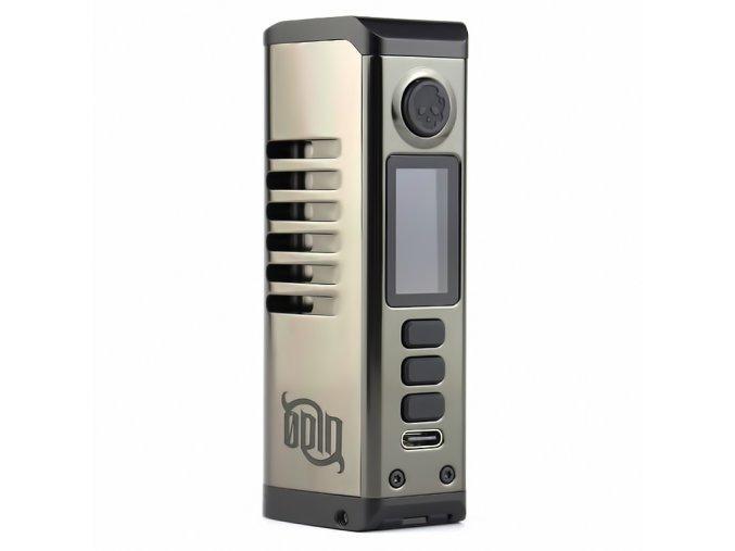 Dovpo Odin 100 - Box Mod - 100W, TC, VW, APV - Gunmetal