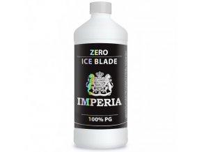 Beznikotinová báze - Imperia Zero Ice Blade - 100%PG - 1000ml