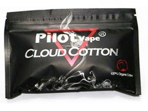 PilotVape Cloud Cotton Organická bavlna