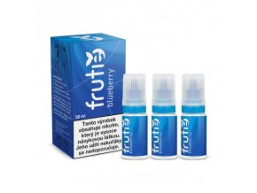 frutie boruvka blueberry 30ml