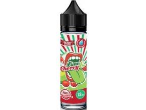 big mouth shake and vape 12ml retro lime and cherry