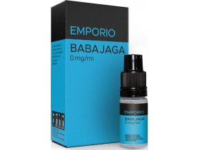 emporio baba jaga 10ml 0mg