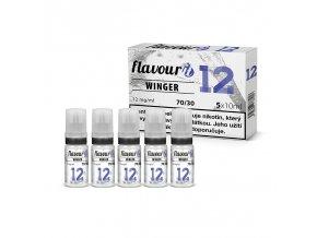 flavourit 70 30 12mg 5x10ml