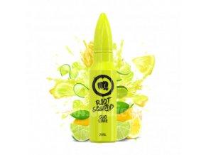 Riot Squad Shake & Vape Sub Lime