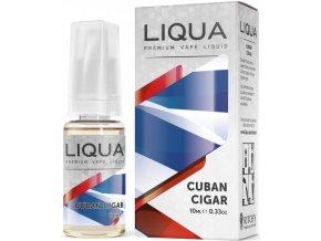 liqua cz elements cuban tobacco 10ml kubansky doutnik