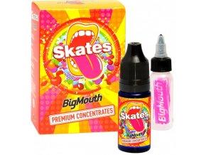 big mouth classical skates
