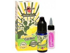 big mouth retro lemon and cactus