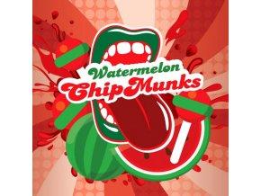 big mouth classical watermelon chipmunks