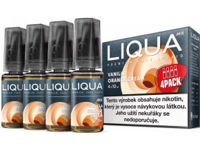 liqua cz mix 4pack vanilla orange cream