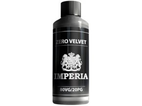 Imperia Beznikotinová báze Zero Velvet PG20/VG80 0mg 1000ml