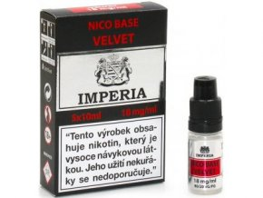 Báze Imperia Velvet 5x10ml 18mg