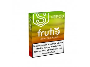 ns pod frutie apple napln 3ks