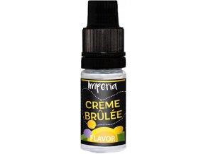 prichut imperia black label 10ml creme brulee lahodny dezert