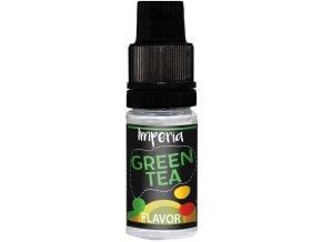 prichut imperia black label 10ml green tea zeleny caj