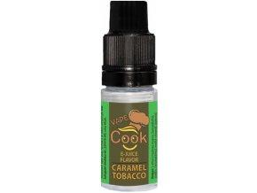 Příchuť VAPE COOK Caramel Tobacco