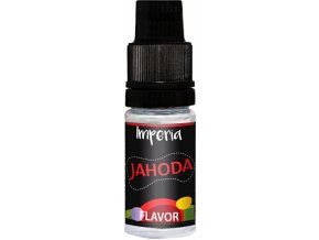 prichut imperia black label 10ml strawberry jahoda