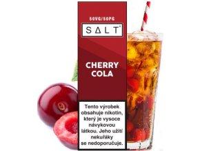Liquid Juice Sauz SALT CZ Cherry Cola 10ml - 20mg