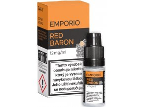 emporio salt red baron 10ml 12mg