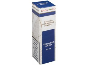 Liquid Ecoliquid Plum 10ml - 18mg (Švestka)
