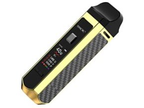 Smoktech RPM 40 grip Full Kit 1500mAh Prism Gold