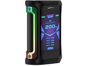GeekVape Aegis X TC 200W grip Easy Kit Rainbow Black