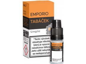 emporio salt tobacco 10ml 12mg