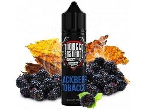 Příchuť Flavormonks Tobacco Bastards Shake and Vape 10ml Blackberry Tobacco