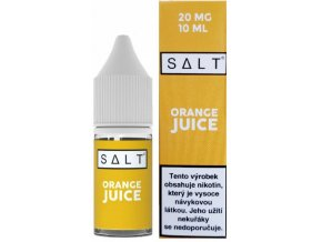 liquid juice sauz salt cz orange juice 10ml 20mg
