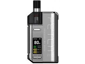 Smoktech Fetch Pro 80W grip Full Kit Silver