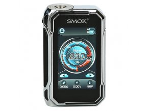 Smoktech G-Priv 3 230W Easy Kit - Chrome