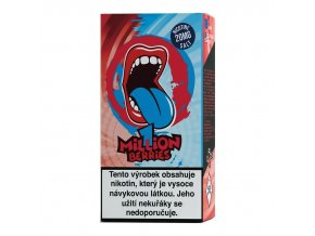 Big Mouth Salt One Million Berries 20mg
