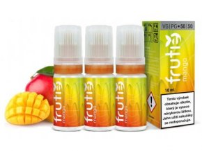 Frutie 50 50 mango 3x10ml