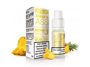Pinky Vape - E-liquid - 10ml - 0mg - Anna's Ass (Ananas)