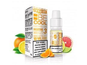 Pinky Vape - E-liquid - 10ml - 12mg - Be Cool 10ml (Citrus mix)