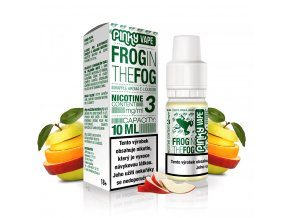 Pinky Vape - E-liquid - 10ml - 6mg - Frog in the Fog (Jablko)