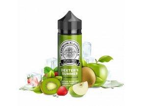 Dexters Juice Lab - Shake & Vape - Dexters Summer (Jablko, jahoda a kiwi) - 30ml