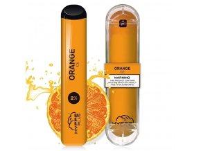 Hyppe Plus Disposable Pod Kit - Ledový pomeranč (Orange Ice)