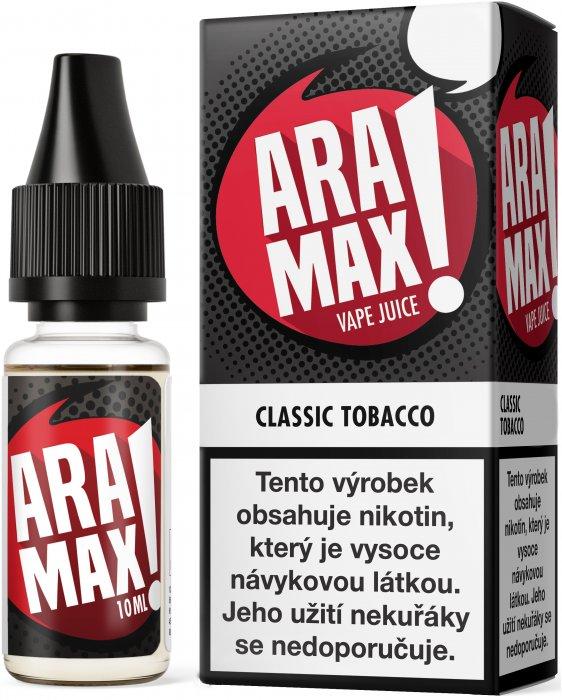 Liquid ARAMAX Classic Tobacco 10ml 3mg