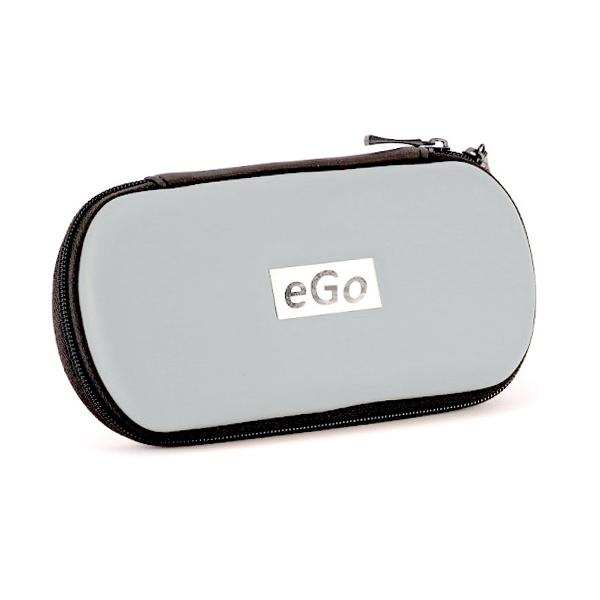Pouzdro e-cigarety eGo XXL Stříbrné