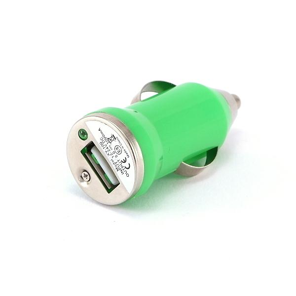 Microcig Autonabíječka 12V Mini Zelená