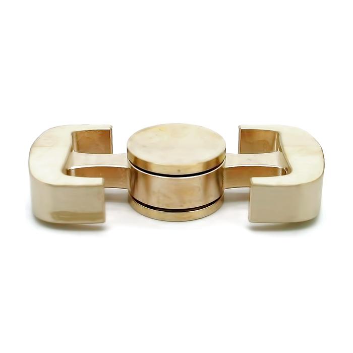 Fidget Spinner kov Brass 64 zlatý