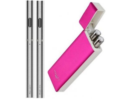 VapeOnly Malle S Lite 180Mah Pink-Silver
