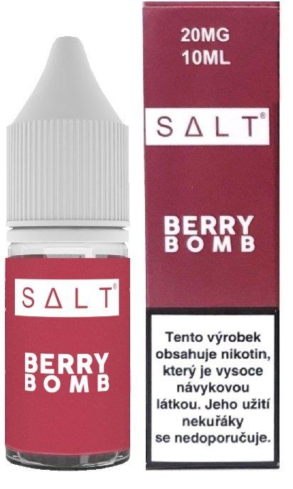 Juice Sauz SALT Berry Bomb 10ml 20mg